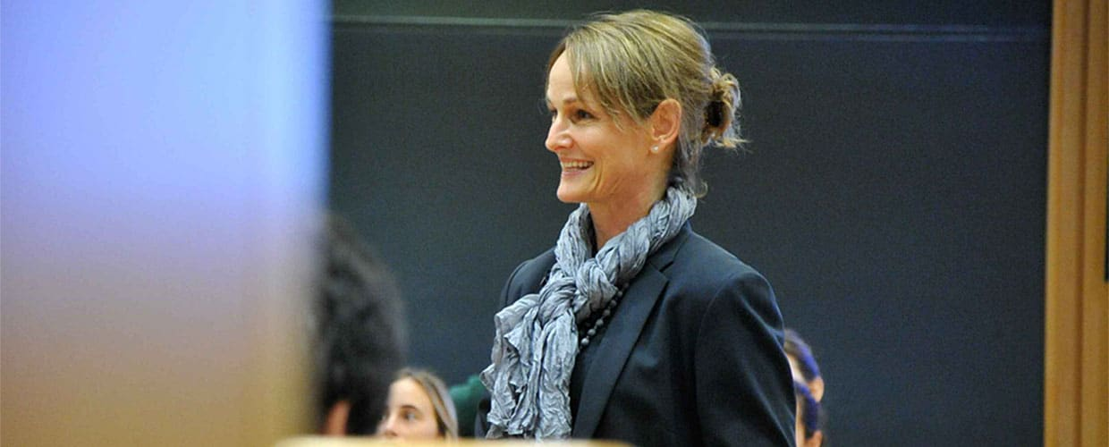 Q&A Claudia Zeisberger, INSEAD